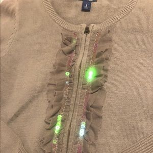 Old Navy Brown Girl's sweater
